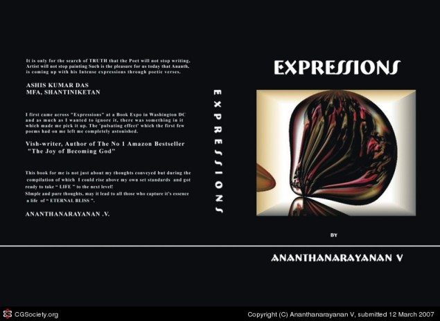REFLECTIONS OF THE SOUL - EXPRESSIONS by Ananthanarayanan V