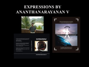 EXPRESSIONS by Ananth V