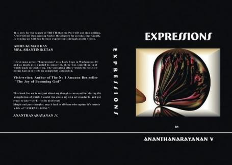 Expressions TDstudios publication book coverpage