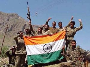 Kargil Indian victory